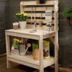 60 Awesome DIY Pallet Garden Bench and Storage Design Ideas (51)