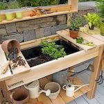 60 Awesome DIY Pallet Garden Bench and Storage Design Ideas (53)