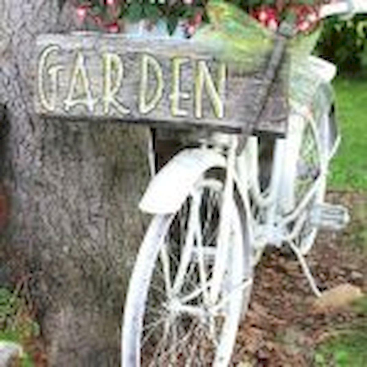 60 Creative DIY Garden Art From Junk Design Ideas (19)
