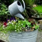 60 Creative DIY Garden Art From Junk Design Ideas (20)