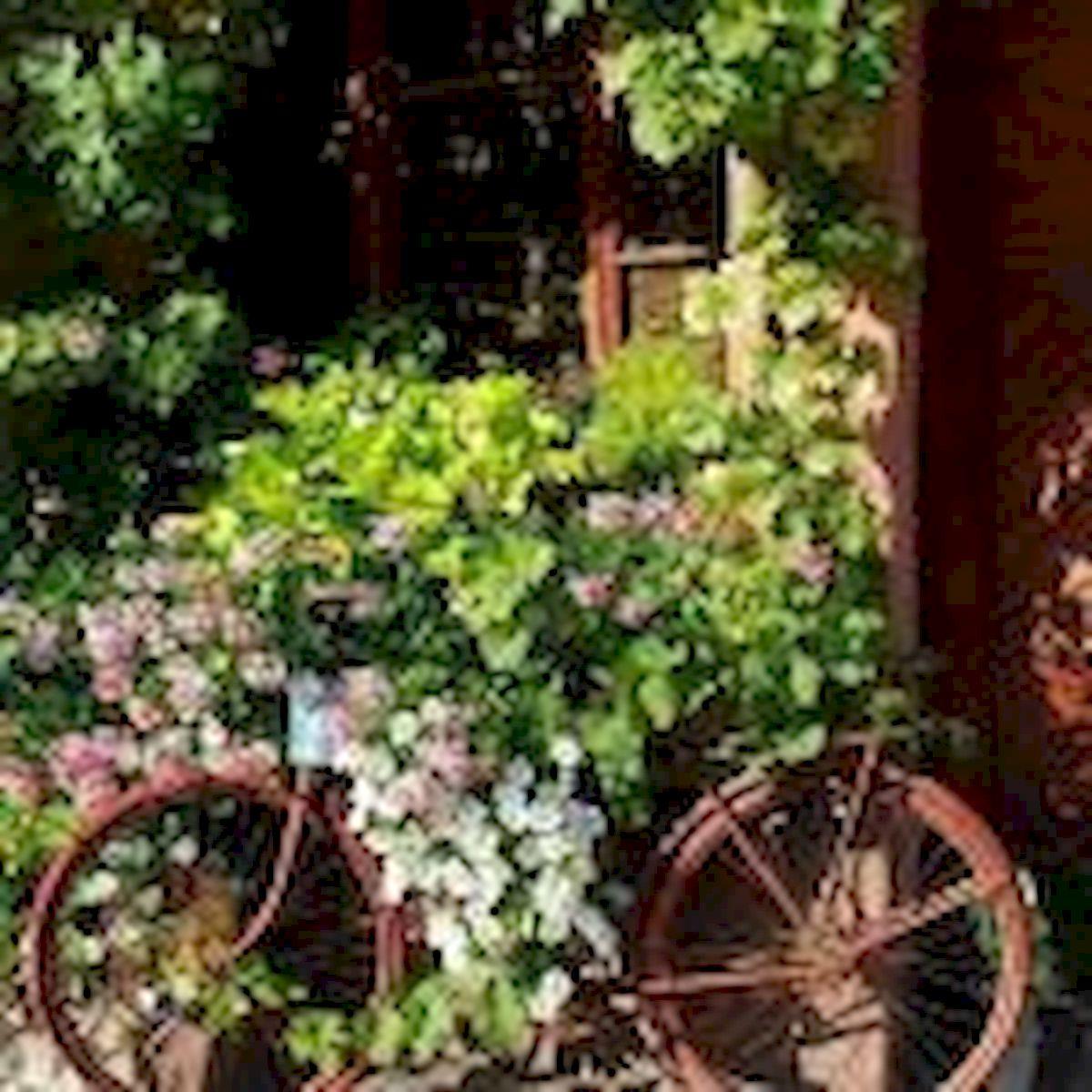 60 Creative DIY Garden Art From Junk Design Ideas (4)