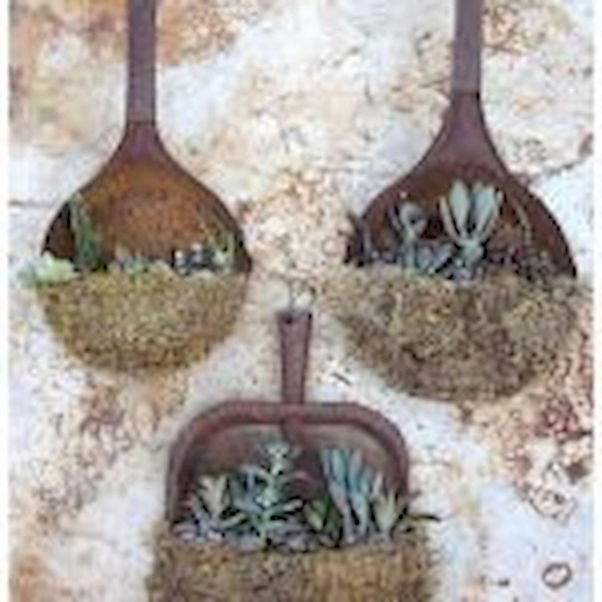 60 Creative DIY Garden Art From Junk Design Ideas (41)