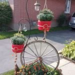 60 Creative DIY Garden Art From Junk Design Ideas (50)