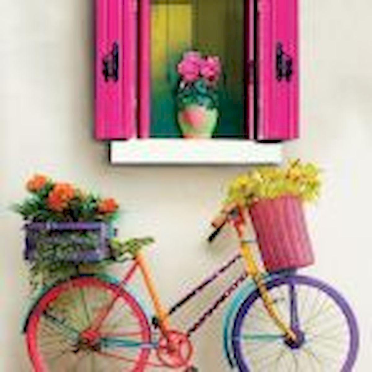 60 Creative DIY Garden Art From Junk Design Ideas (52)