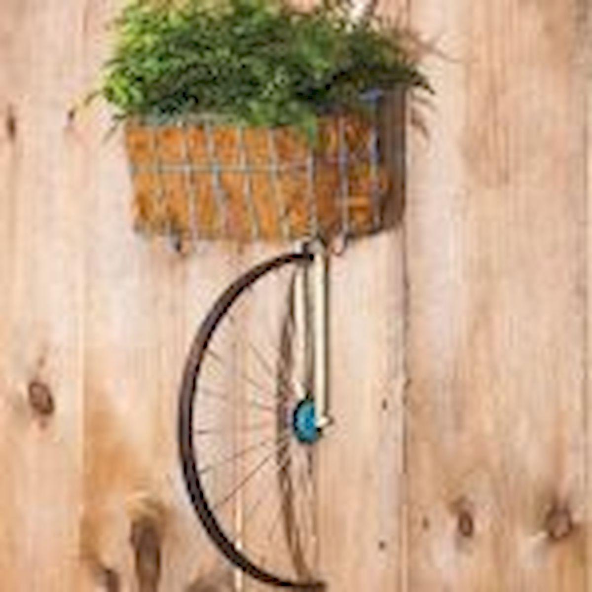 60 Creative DIY Garden Art From Junk Design Ideas (58)