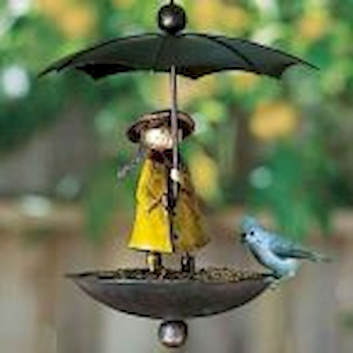 60 Creative DIY Garden Art From Junk Design Ideas (60)