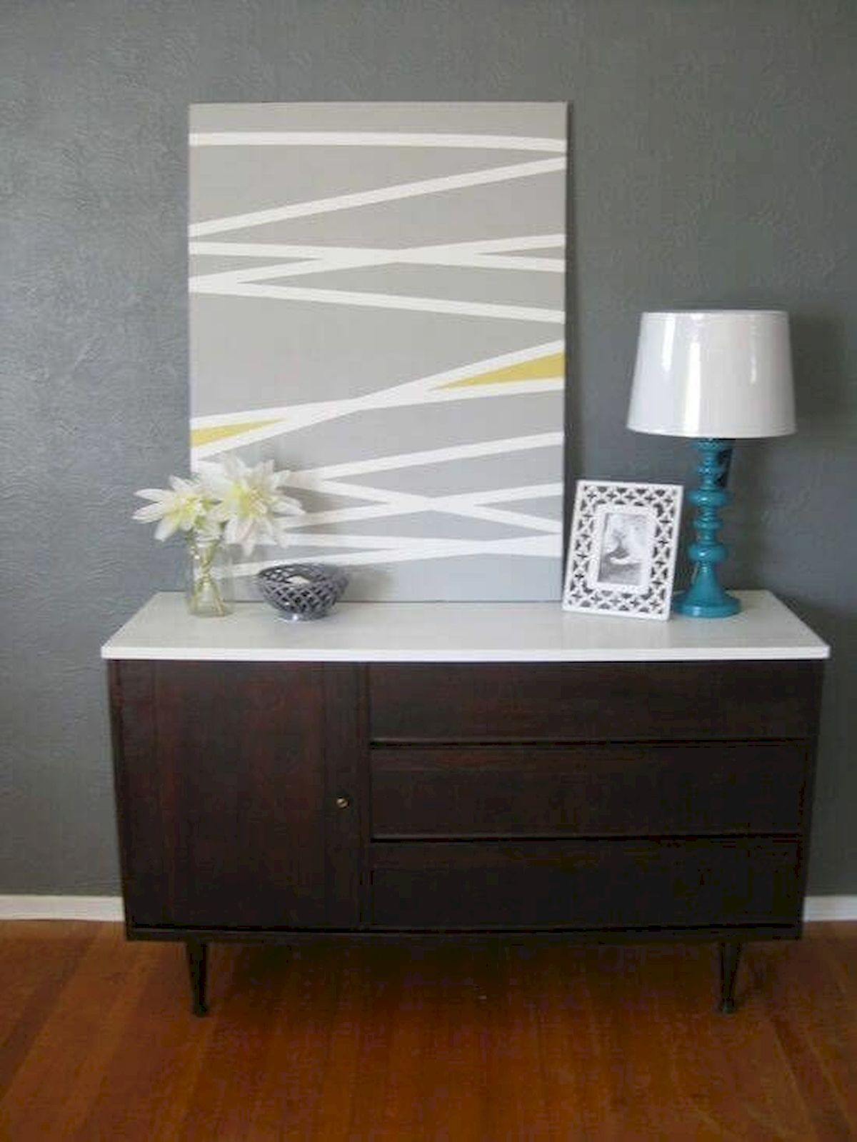 60 Easy DIY Canvas Painting Ideas for Decorate Your Home (22)
