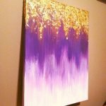 60 Easy DIY Canvas Painting Ideas For Decorate Your Home (23)