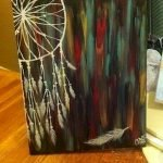 60 Easy DIY Canvas Painting Ideas For Decorate Your Home (26)