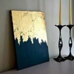 60 Easy DIY Canvas Painting Ideas For Decorate Your Home (27)