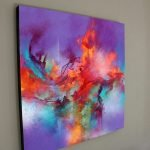 60 Easy DIY Canvas Painting Ideas For Decorate Your Home (3)
