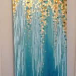 60 Easy DIY Canvas Painting Ideas For Decorate Your Home (31)