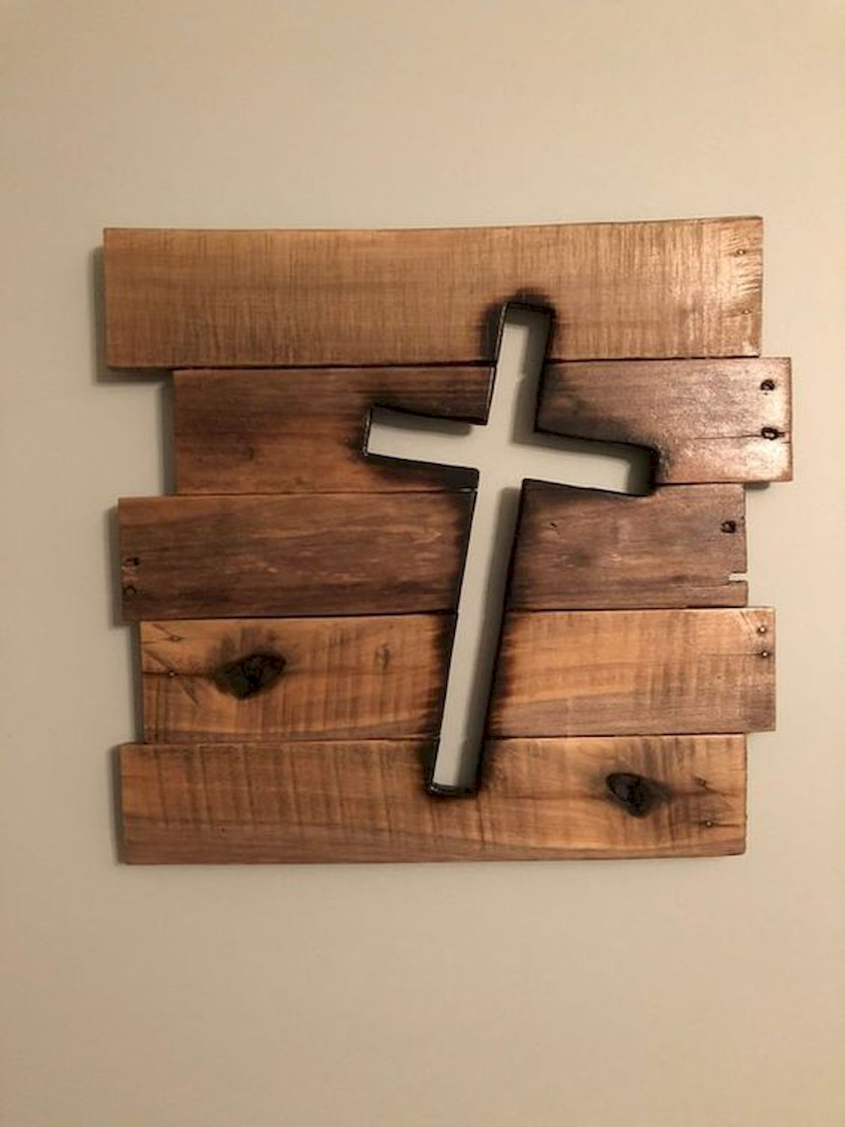 60 Easy DIY Wood Projects for Beginners (35)