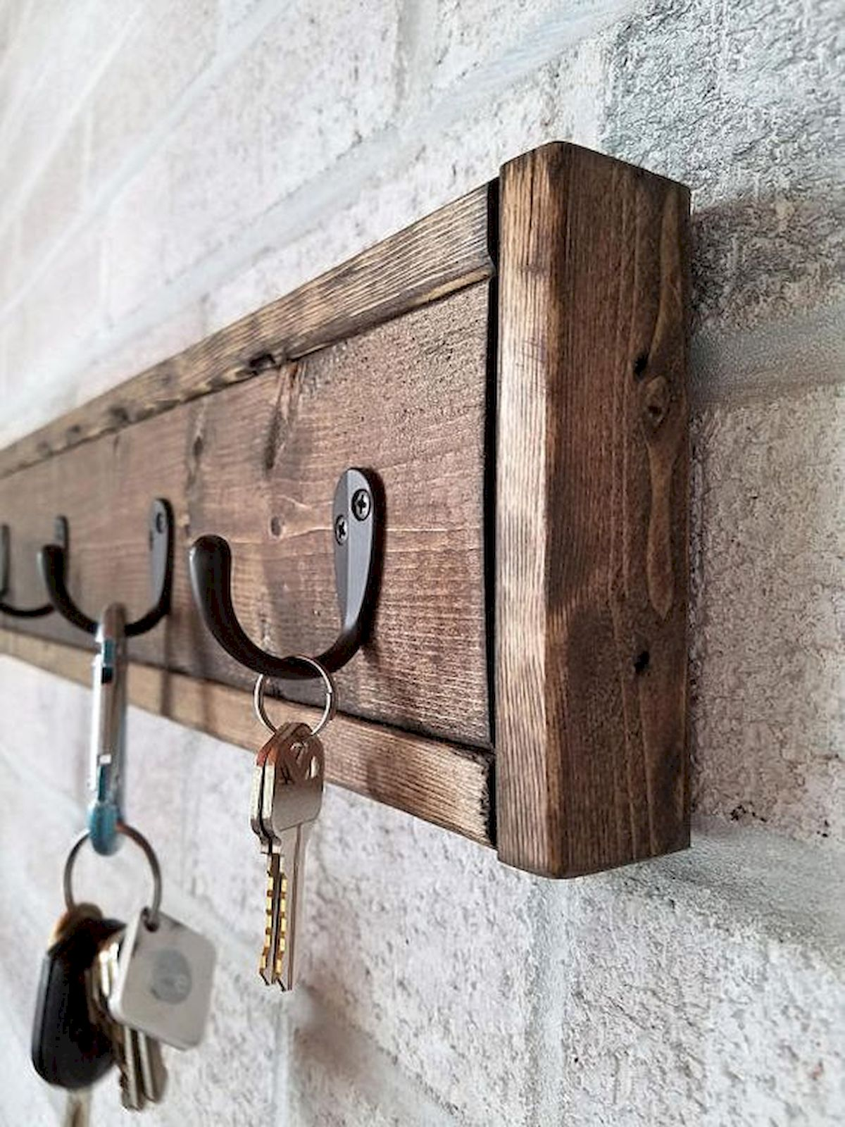 60 Easy DIY Wood Projects for Beginners (55)