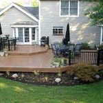 50 Best DIY Backyard Patio And Decking Design Ideas (11)
