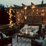 50 Best DIY Backyard Patio And Decking Design Ideas (13)