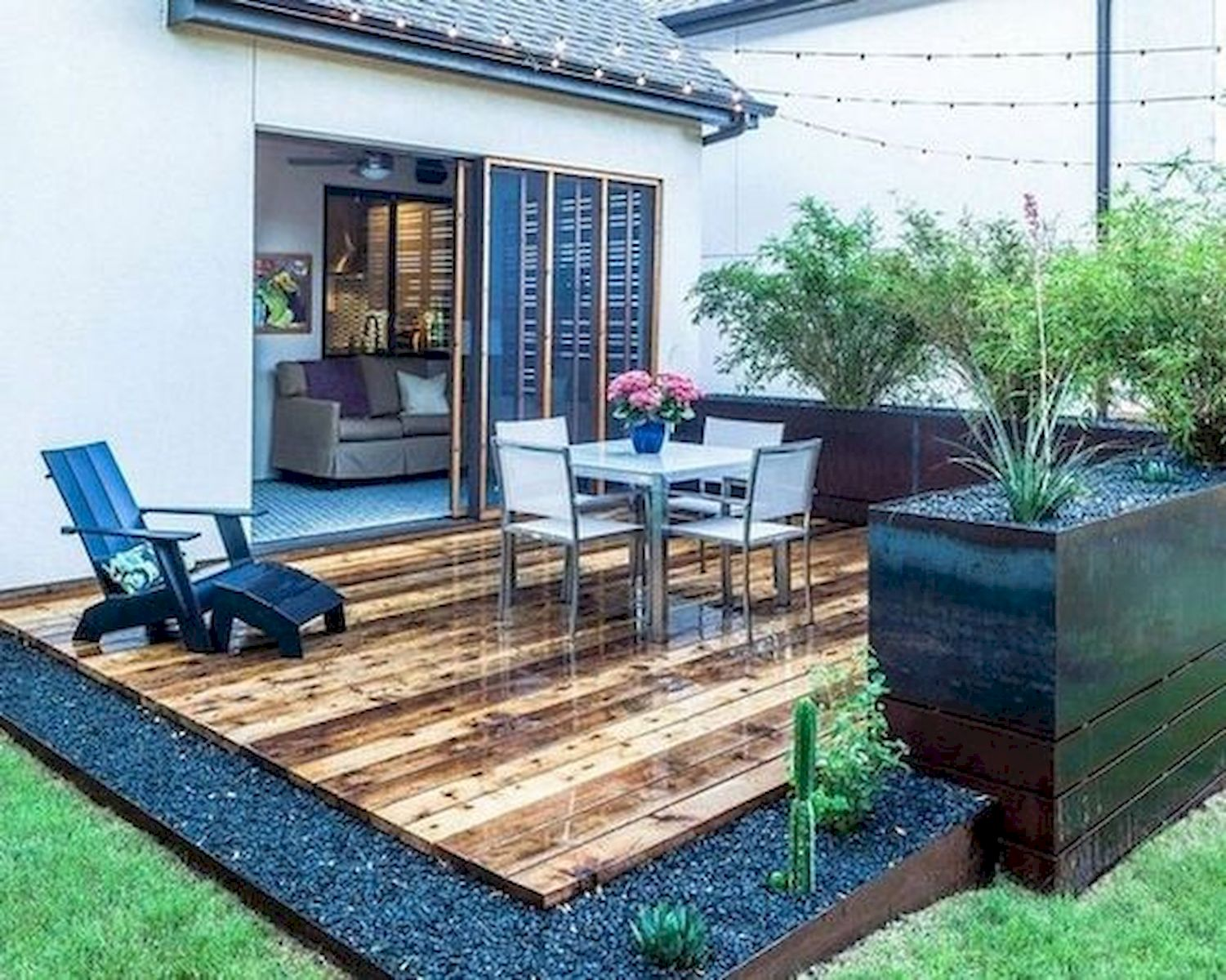 50 Best DIY Backyard Patio and Decking Design Ideas (2)