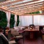 50 Best DIY Backyard Patio And Decking Design Ideas (22)