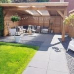 50 Best DIY Backyard Patio And Decking Design Ideas (23)