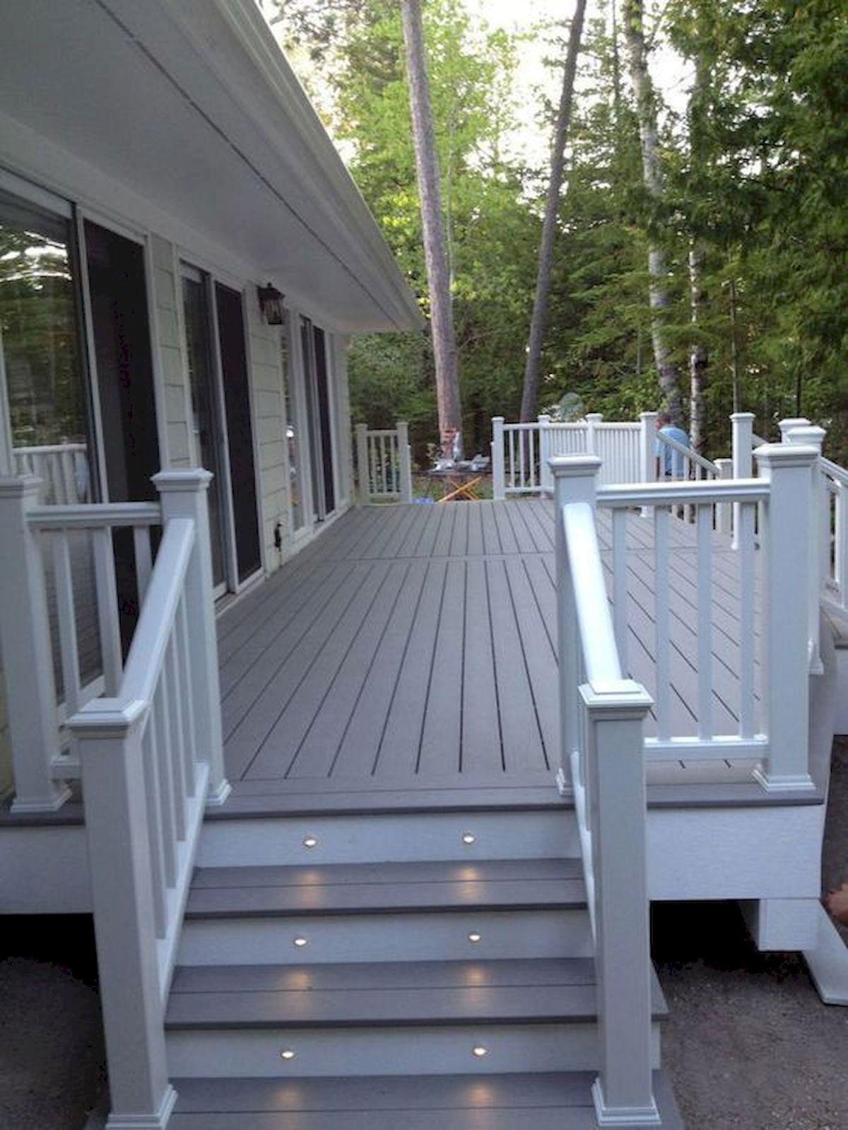 50 Best DIY Backyard Patio and Decking Design Ideas (30)