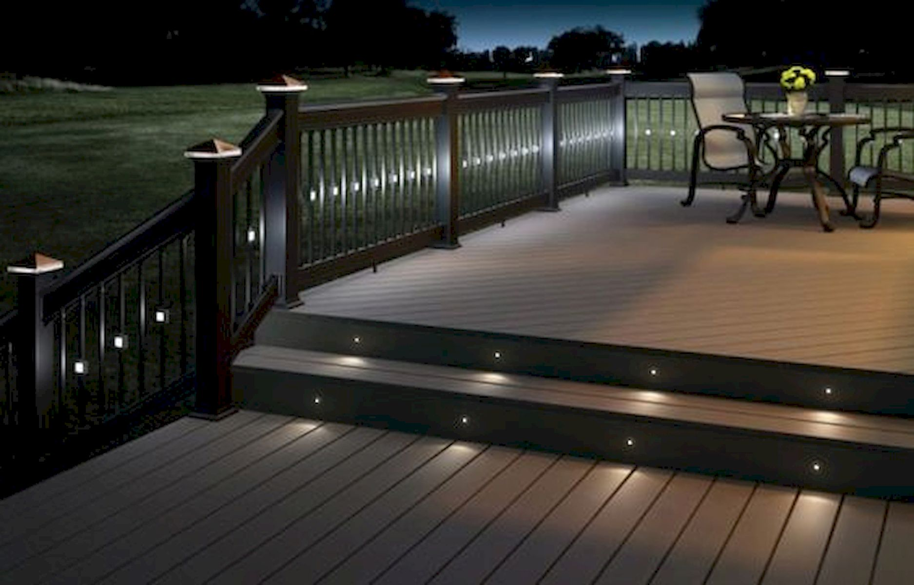 50 Best DIY Backyard Patio and Decking Design Ideas (32)