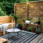 50 Best DIY Backyard Patio And Decking Design Ideas (36)
