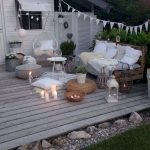 50 Best DIY Backyard Patio And Decking Design Ideas (43)