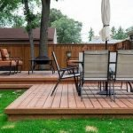 50 Best DIY Backyard Patio And Decking Design Ideas (45)