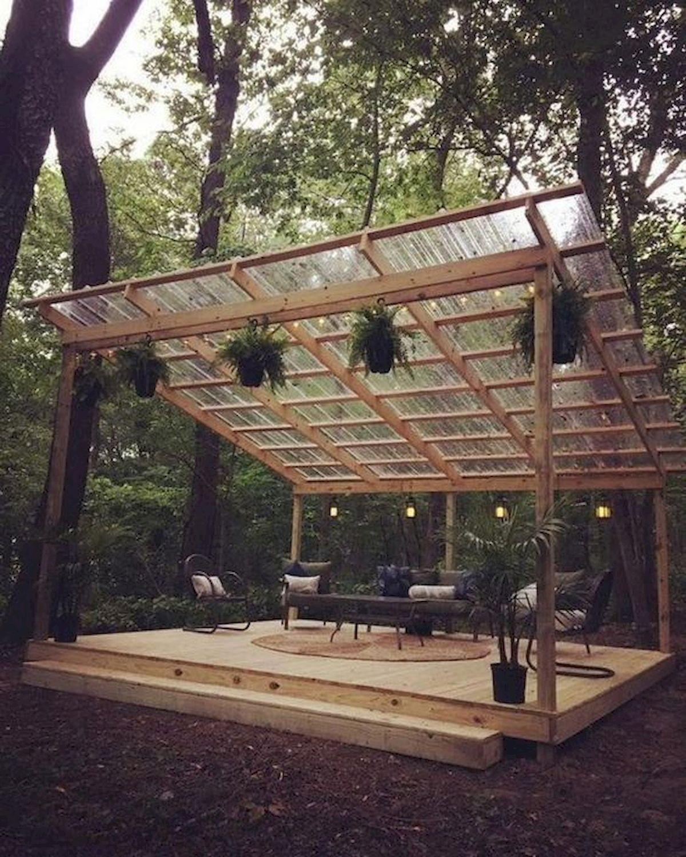 50 Best DIY Backyard Patio and Decking Design Ideas (48)