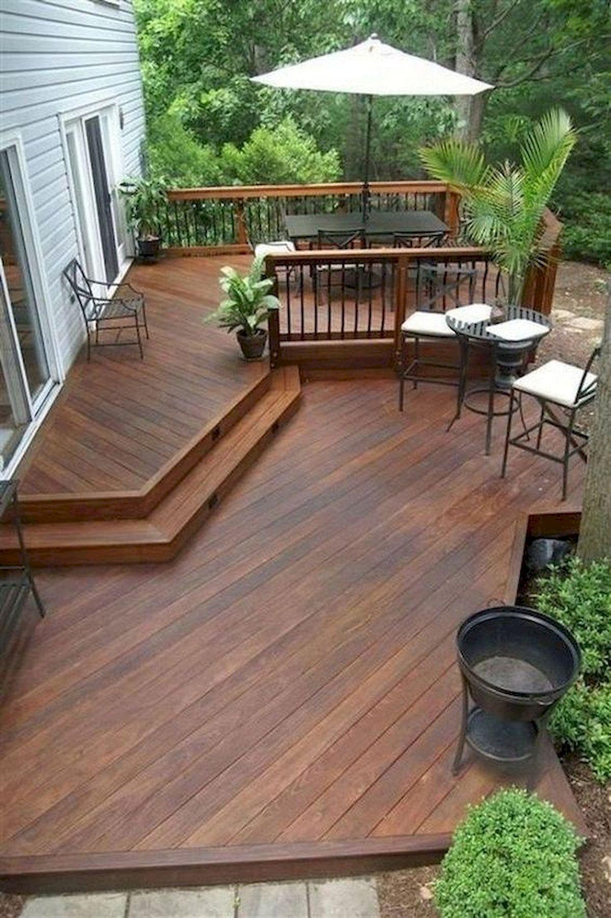 50 Best DIY Backyard Patio and Decking Design Ideas (49)