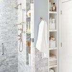 50 Best DIY Storage Design Ideas To Maximize Your Small Bathroom Space (11)