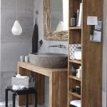 50 Best DIY Storage Design Ideas To Maximize Your Small Bathroom Space (14)