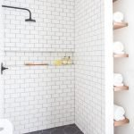 50 Best DIY Storage Design Ideas To Maximize Your Small Bathroom Space (22)