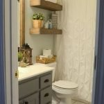 50 Best DIY Storage Design Ideas To Maximize Your Small Bathroom Space (48)