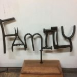 50+ Easy DIY Welding Projects Ideas For Art And Decor (21)