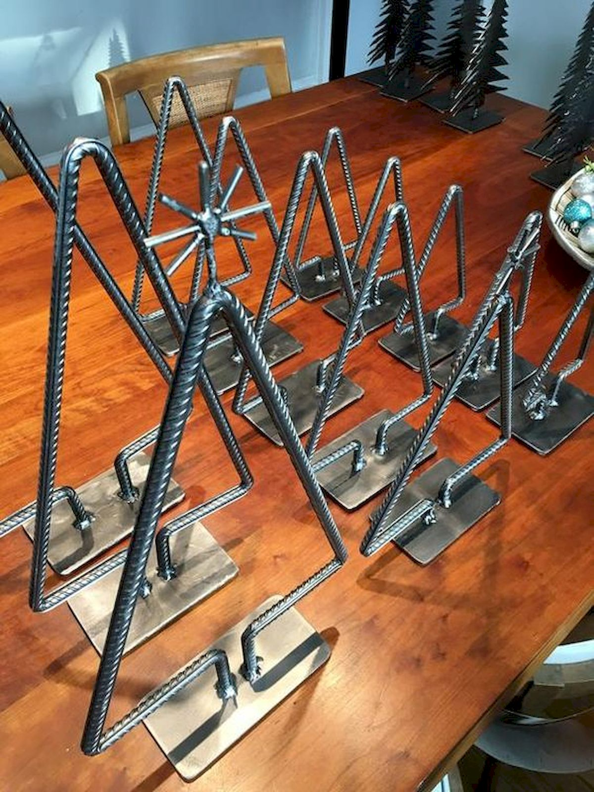 50+ Easy DIY Welding Projects Ideas for Art and Decor (23)