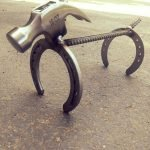 50+ Easy DIY Welding Projects Ideas for Art and Decor (7)