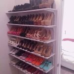 50 Fantastic DIY Shoes Rack Design Ideas (10)