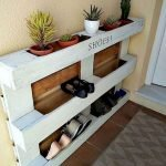 50 Fantastic DIY Shoes Rack Design Ideas (14)