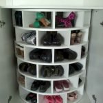 50 Fantastic DIY Shoes Rack Design Ideas (15)