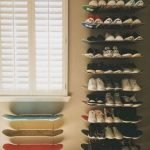 50 Fantastic DIY Shoes Rack Design Ideas (17)