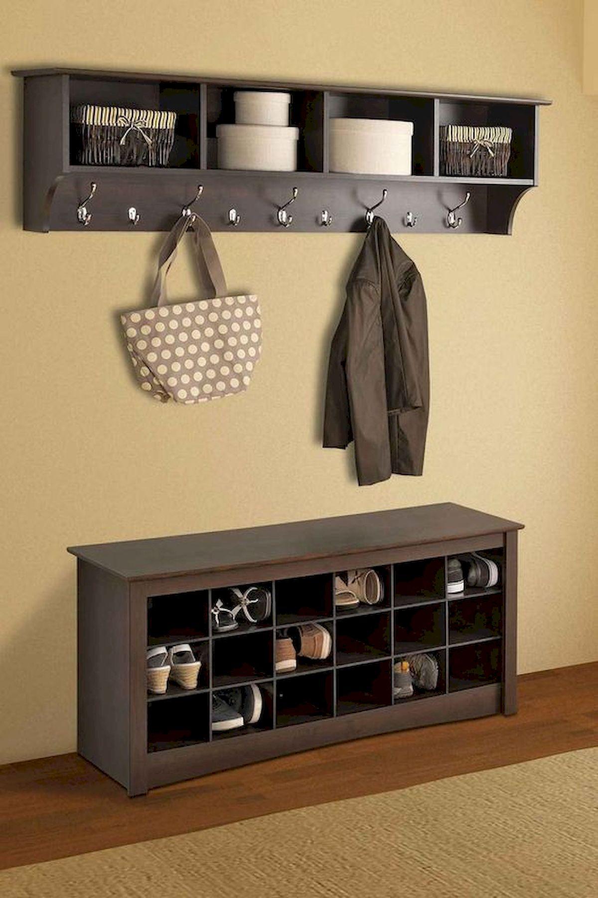 50 Fantastic DIY Shoes Rack Design Ideas (22)