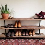 50 Fantastic DIY Shoes Rack Design Ideas (23)