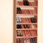 50 Fantastic DIY Shoes Rack Design Ideas (24)