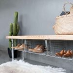 50 Fantastic DIY Shoes Rack Design Ideas (25)