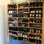 50 Fantastic DIY Shoes Rack Design Ideas (29)