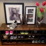 50 Fantastic DIY Shoes Rack Design Ideas (34)