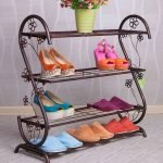50 Fantastic DIY Shoes Rack Design Ideas (35)