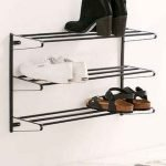 50 Fantastic DIY Shoes Rack Design Ideas (49)