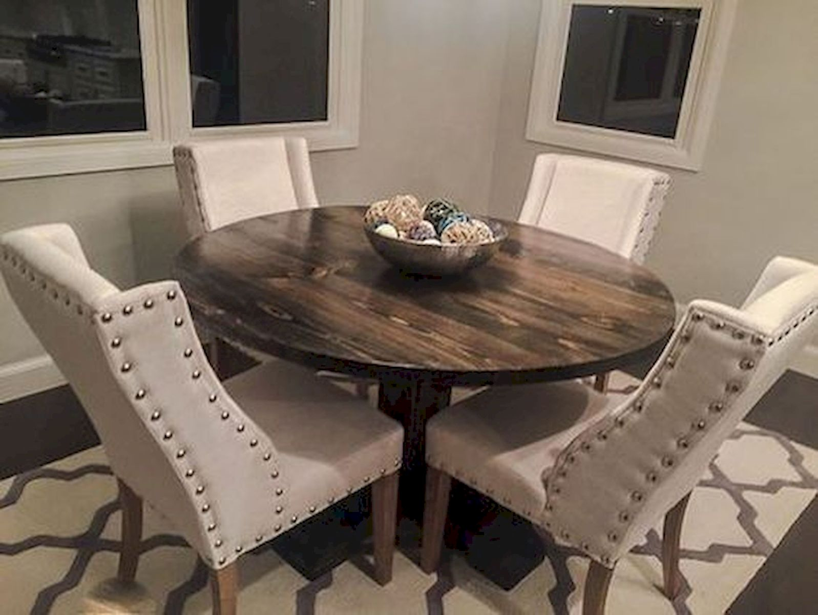 50 Nice DIY Furniture Projects for Dining Rooms Tables Design Ideas (16)